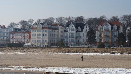 Hotel bansiner hof seebad bansin tyskland hotel for Guesthouse hof island