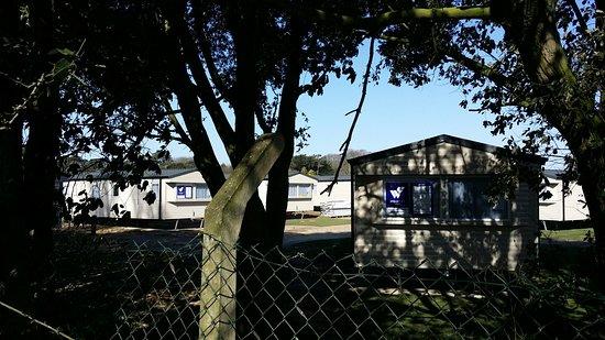 New caravans on the New Hemsby Beach Site 19/03/2018