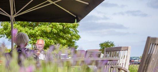 Roedvig, Denmark: Café om sommeren