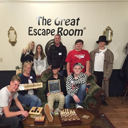 The Great Escape Room Jacksonville Florida