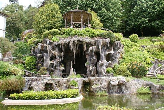 Santuario do Bom Jesus do Monte: La fontaine