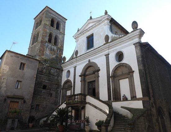 Bomarzo, Italia: esterni