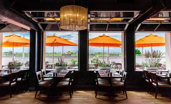 Ocean Club Hotel: Dining At SeaSalt Restaurant In Cape May, NJ