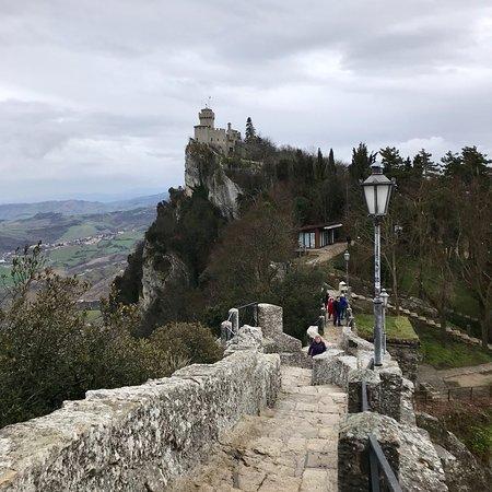 Сан-Марино, Италия: Torri di San Marino