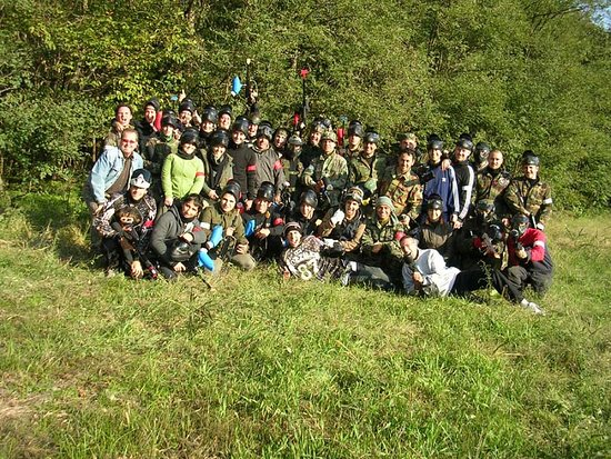 Paintball Field Vigevano