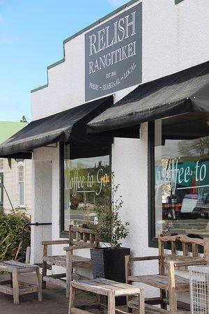 Hunterville, Nuova Zelanda: Fachada
