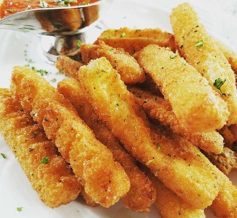 Summit, NJ : Fried Zucchini