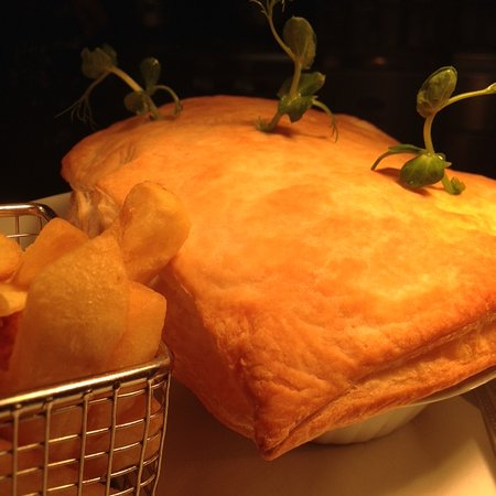 One of our customers favourites - Beef & Guinness Pie