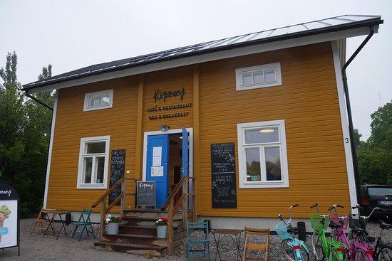 Nagu, Finlandia: Ulkokuva