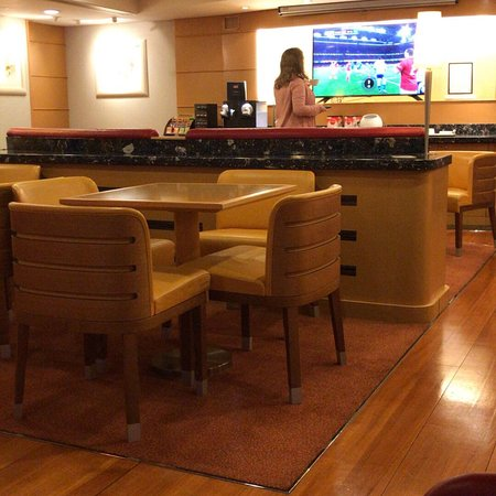 Deluxe Cabin On Pont Aven And Commodore Lounge Picture