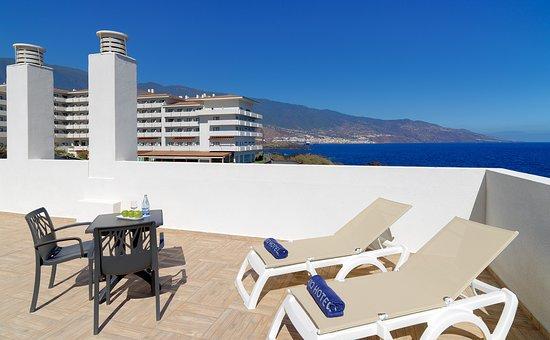 Vista Suite Deluxe Picture Of H10 Taburiente Playa Playa De Los Cancajos Tripadvisor