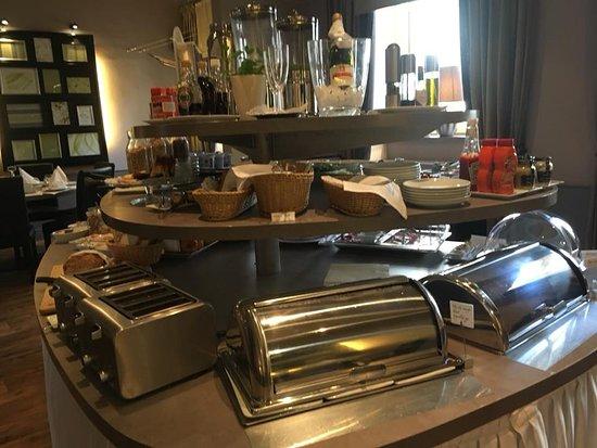 Unitas Hotel: Breakfast buffet