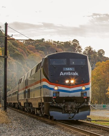 Osterville, Μασαχουσέτη: We pick up at Amtrak South Boston and Amtrak Providence RI.