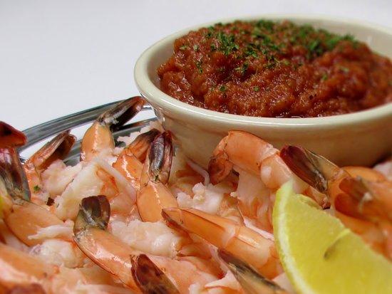 Saint Albans, VT: Shrimp