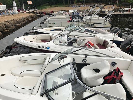Wisconsin Dells, WI: Ski Boat Rental