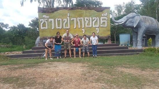 Kui Buri, Thailand: join group tour for wild life elephants watching