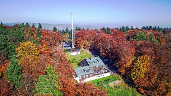 Bischofsheim an der Rhoen, เยอรมนี: Herbstzauber