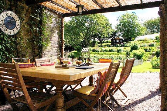 La Ferme: Eat under cover, rain or shine