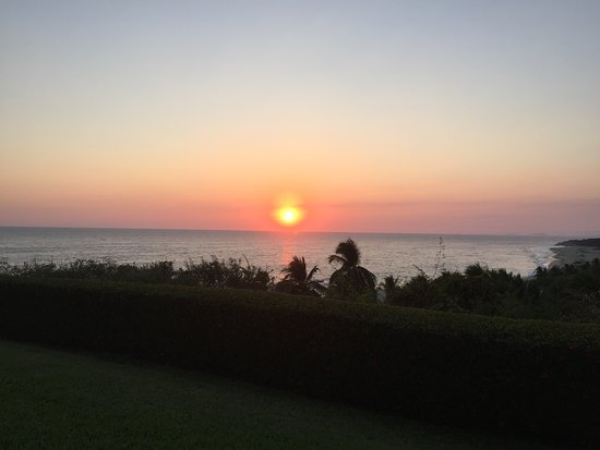 Posada Real Puerto Escondido: Beautiful sunset each night
