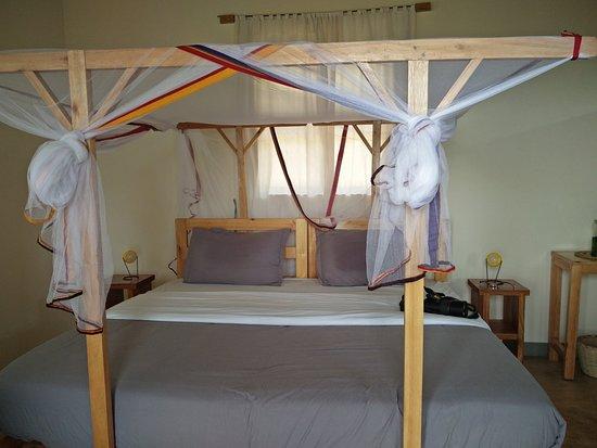 Kibale National Park, أوغندا: Sunbird Cottage