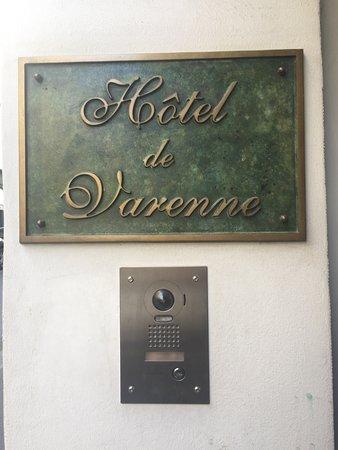 Potret Hotel de Varenne