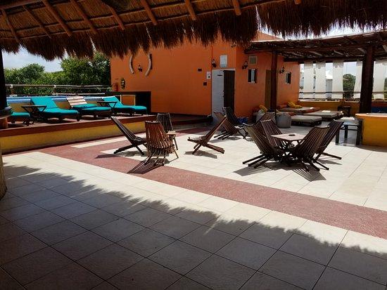 Hostel 3B Chic & Cheap: Rooftop