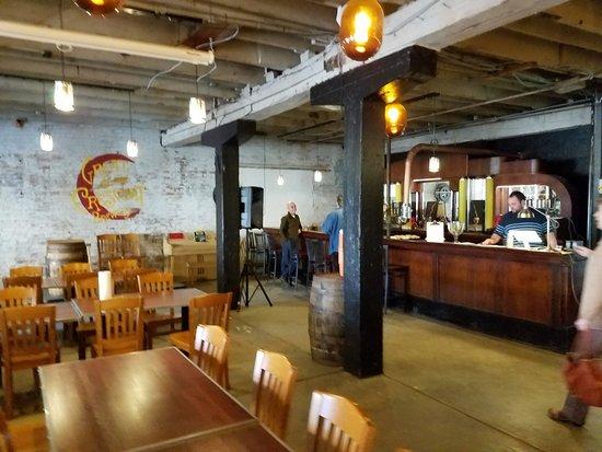 Aurora, IN: Great Crescent Brewery