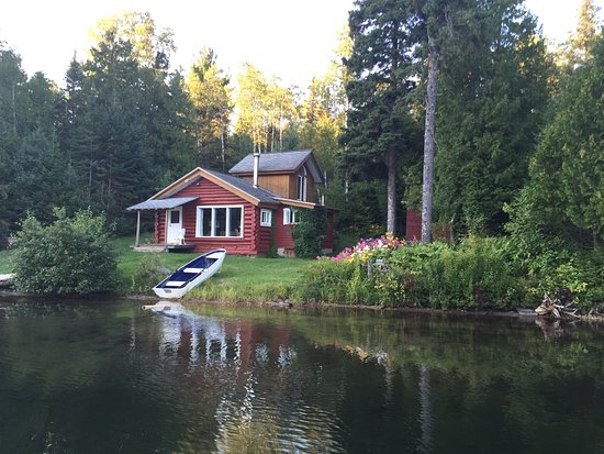 Saint Michel des Saints, Canadá: Cottage PORTAGE, 2-3 guests