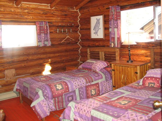 Saint Michel des Saints, Canada: Cottage Castors, bedroom