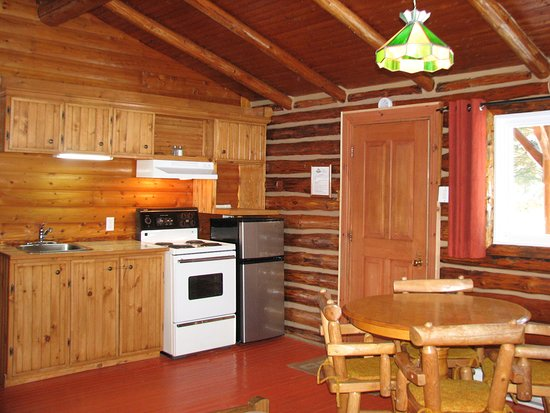 Saint Michel des Saints, Canada: Cottage Castor perfect for family 2-4 guests