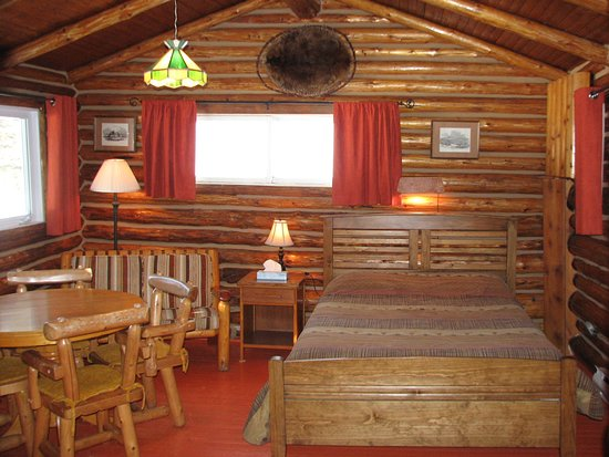 Saint Michel des Saints, Canada: Cottage Castor, 2-4 guests