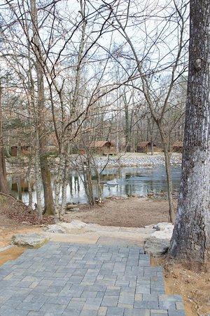 Little Arrow Outdoor Resort: New river access!