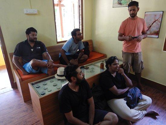 India Scuba Explorers: Class Room