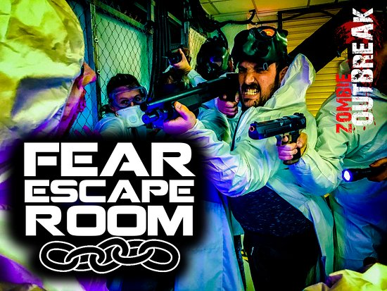 ‪Fear Escape Room‬