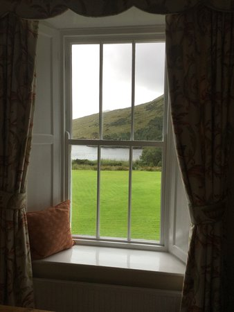 Delphi Lodge Country House Hotel : View from my bedroom