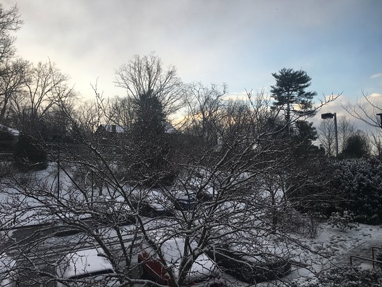 The Residences at Biltmore: A surprise spring snow storm!