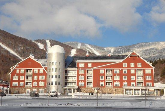 Warren, Вермонт: Clay Brook Hotel and Residences, slopeside at Sugarbush