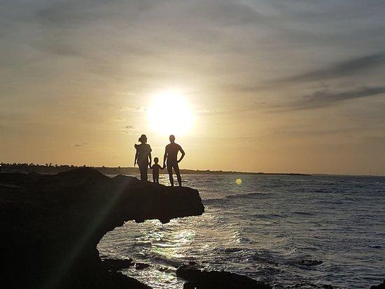 Rogerio Bugueiro: Por do sol em Fortim-CE