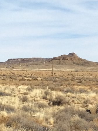 Polacca, AZ: One of the mesas