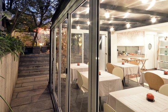 Meridiano sur petit hotel bewertungen fotos for Jardin de invierno loi suites