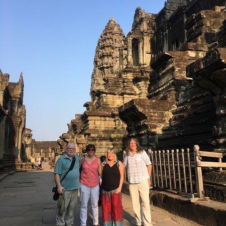 tripadvisor siem reap tour guide