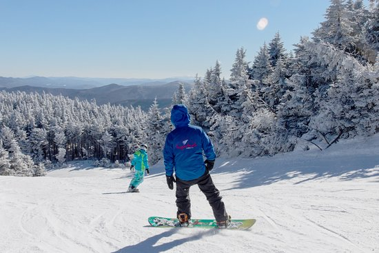 Warren, VT : Solitude and sunshine at Sugarbush!