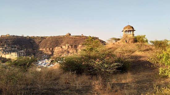 Bundi, India: Mordi Ki Chatri