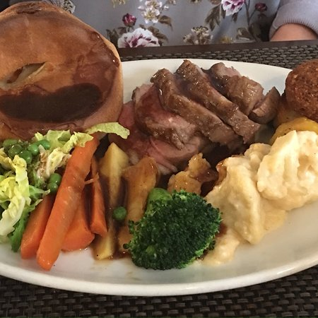 Good Restaurant For Sunday Lunch In Epping
