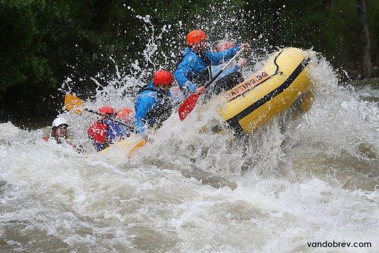 Simitli, Bulgária: Struma Rafting