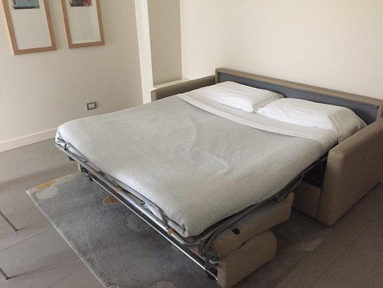 Divano letto - Bild von Hotel Verona, Verona - TripAdvisor