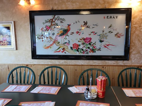 Chinese Food Whitefish Mt
