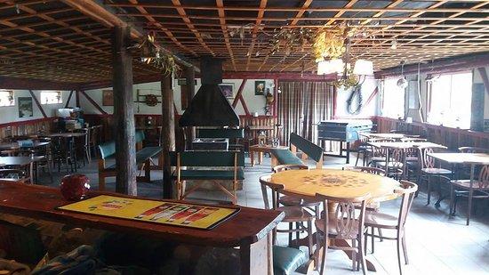 Robertville, België: Cafétaria