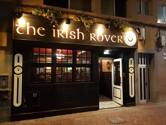 ‪The Irish Rover‬