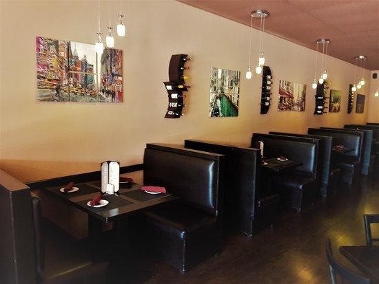 Aura New Restaurant In Abq Review Of Aura European